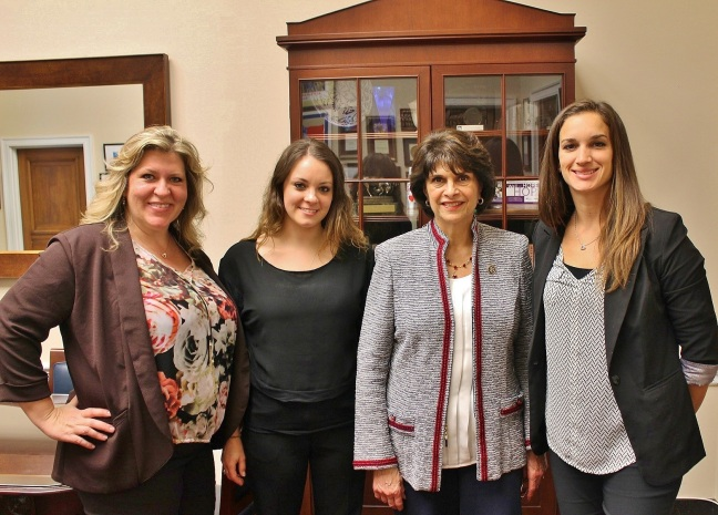 #GirlPower on The Hill – the insurance life
